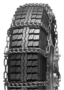 MUD SERVICE TRUCK CHAINS