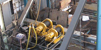 Delta Rigging & Tools: Products - winches