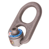Cold-Tuff® Heavy Lift Bail Swivel Hoist Rings