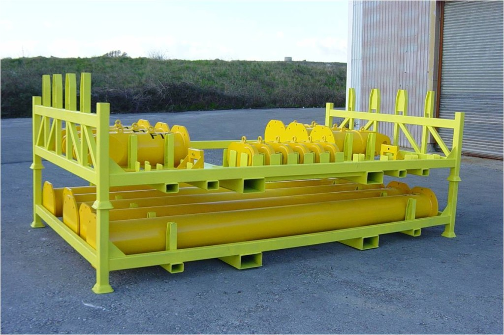 Modulift Spreader Bars for Shipping