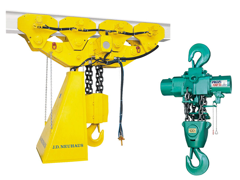 air-chain-hoists